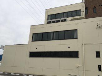 半田市 ビル塗装工事